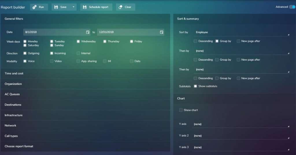 Microsoft Teams Report Builder
