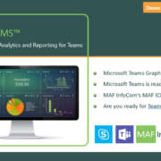 MAF UCR™ new features Microsoft Teams Voice Recording