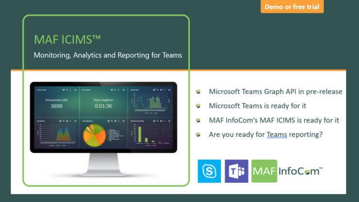 MAF UCR Microsoft Teams Voice Recording