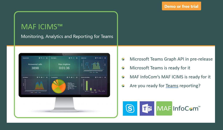 MAF UCR Microsoft Teams Voice Recording